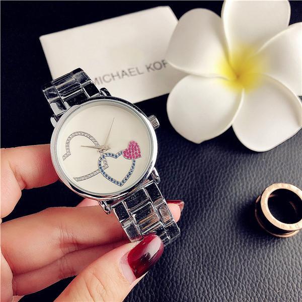 çelik kemer eğilim çizgisi erkeklerin Sıcak moda Kore versiyonu mobil yapay elmas moda izlemek montres de luxe izle