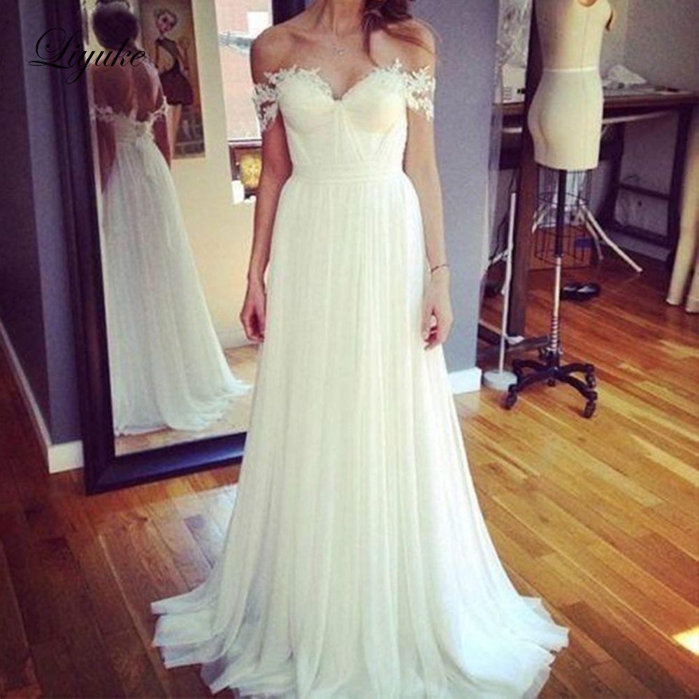 2019 Новое возлюбленное свадебное платье без бретелек с открытой спиной свадебное платье с бантом и оборками из органзы платье невесты плюс размер Liyuke