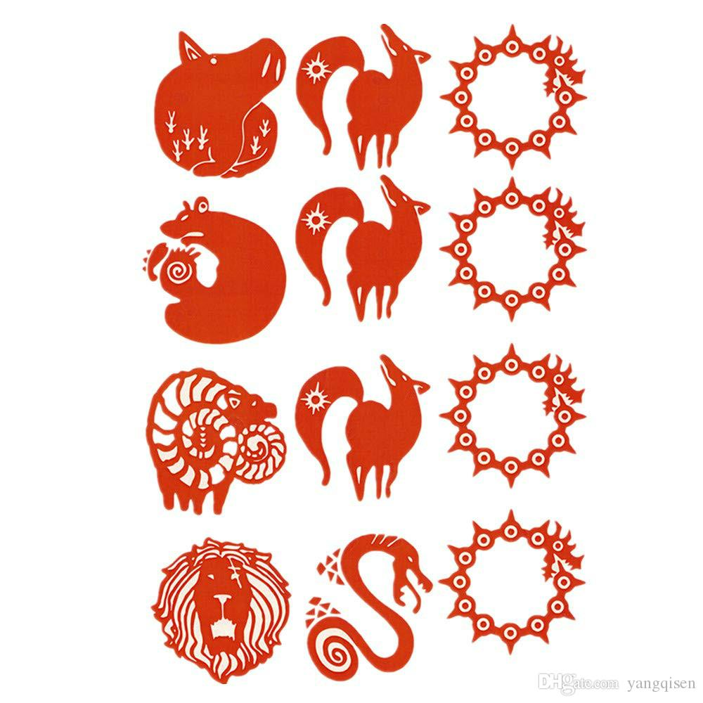 Anime Cosplay Prop The Seven Deadly Sins Dragon's Sin of Wrath Fake tattoo Waterproof tattoo sticker Cool tattoos for men