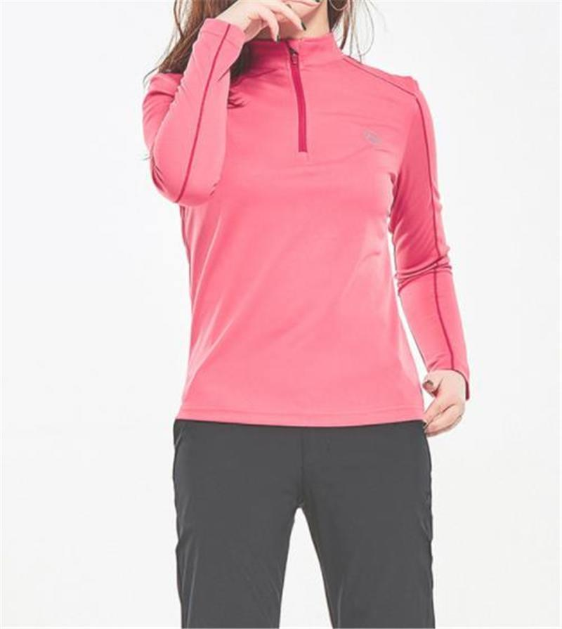 Quick Dry Fitness T Shirt Woman Long Sleeve Exercise Top Womens Gym Tops Sport Clothing New Designer Fitness Tshirts Tops Women