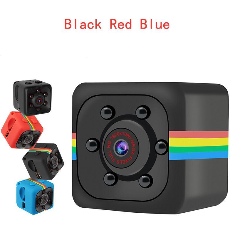 SQ11 Mini caméra 1080P Digital Video Recorder Cam Micro générale IR Night Vision DV DVR plus petit caméscope caméra vidéo Micro