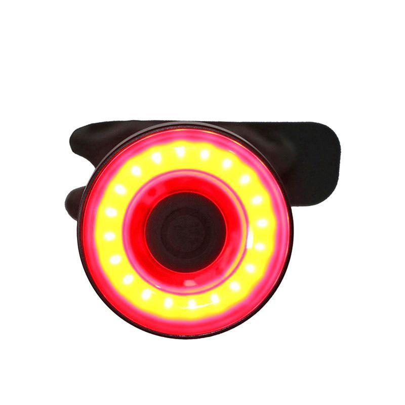 Vélo Route Cycle arrière Feu arrière LED USB rechargeable étanche vélo Rétroéclairage