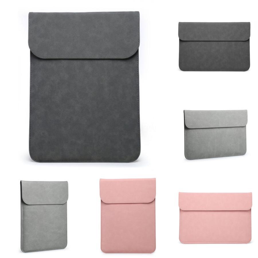 Brilljoy Evrak Laptop Çanta 13 14 15 16 Macbook Pro Case # 940 için Macbook Air 13 Vaka Notebook için su geçirmez Laptop Çanta 15
