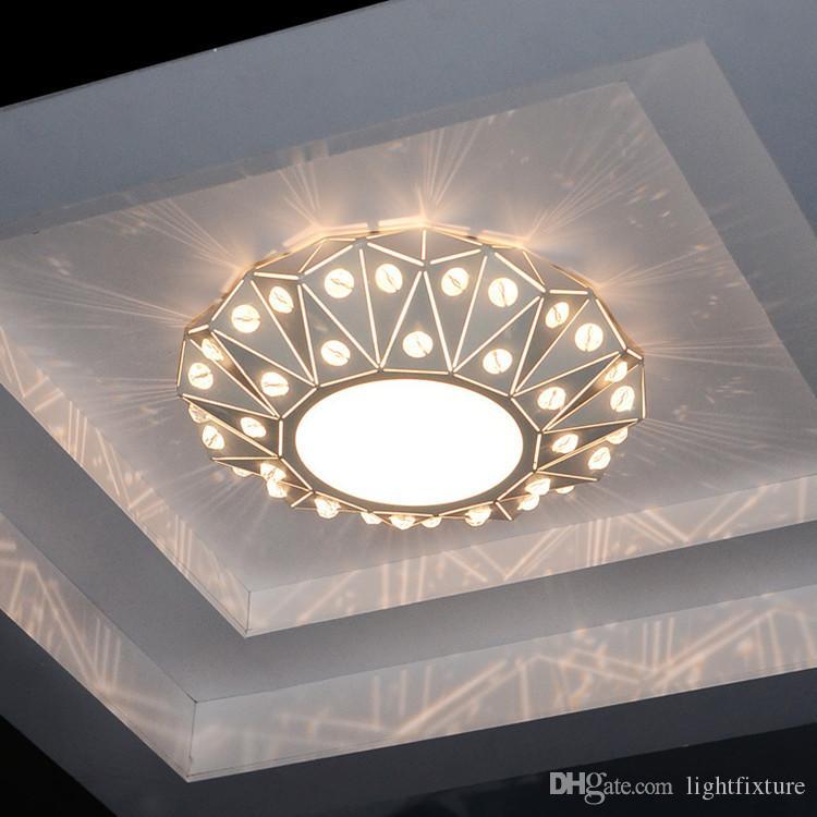 2021 Small Spotlights Led Ceiling Light Living Room Ceiling Downlight Lamp Aisle Corridor Lights Simple Metal Entrance Ceiling Lights From Lightfixture 32 47 Dhgate Com
