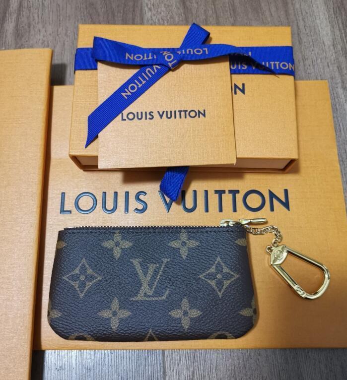 del portafoglio della moneta borsa di progettazione chiave sacchetto sacchetto della moneta designer di lusso borse borse portachiavi moneta Zippy 166