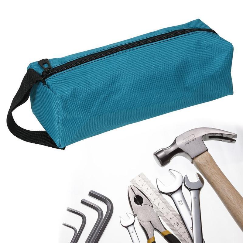 المحمولة متعددة الوظائف الكهربائية أداة حقيبة أداة اليد حالة أكياس قماش للماء برغي مثقاب أدوات التخزين الصغيرة
