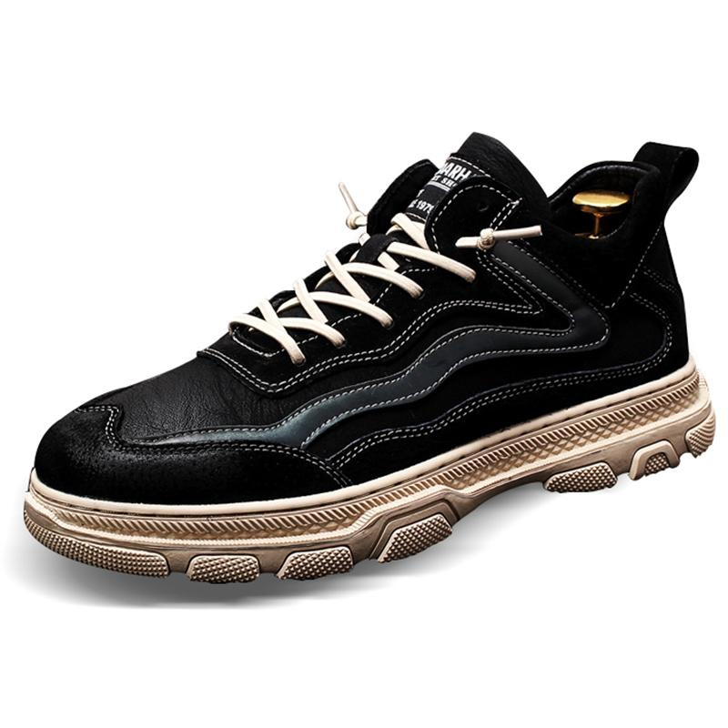 Morematch Running Shoes Men Non Slip