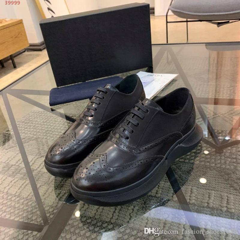 new High quality European and American fashion men casual shoes, Rubber foam base black leather splice Comfortable breathe freely