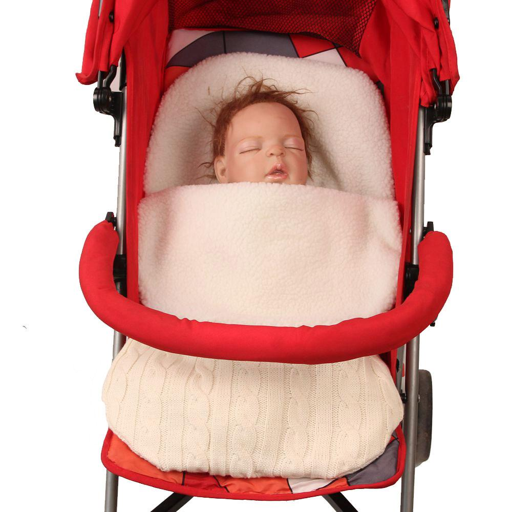 VTOM Hot Sale Winter Warm Robe For Newborn Baby Sleepwear Knitted Car Sleepwear