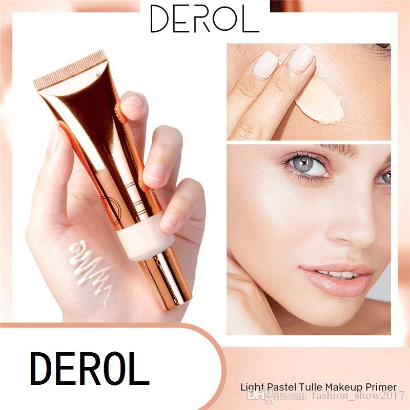 DEROL Natural Face Care Foundation Primer B B Cream Implurizing Closer Light Foundation