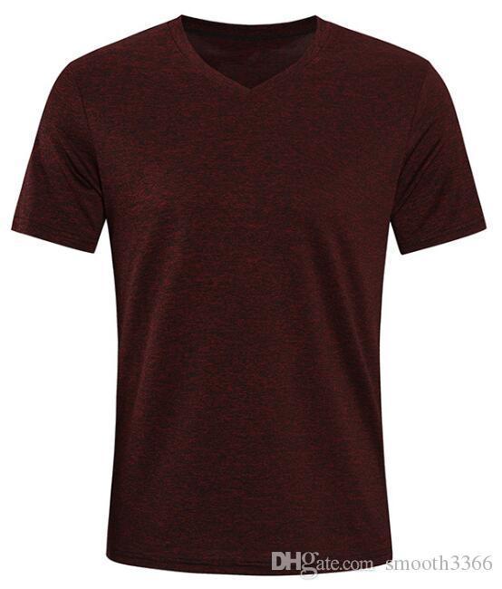 1029 мужская облегающая фитнес-бело-серая одежда беговая спортивная одежда с короткими рукавами стрейч быстросохнущая одежда футболка