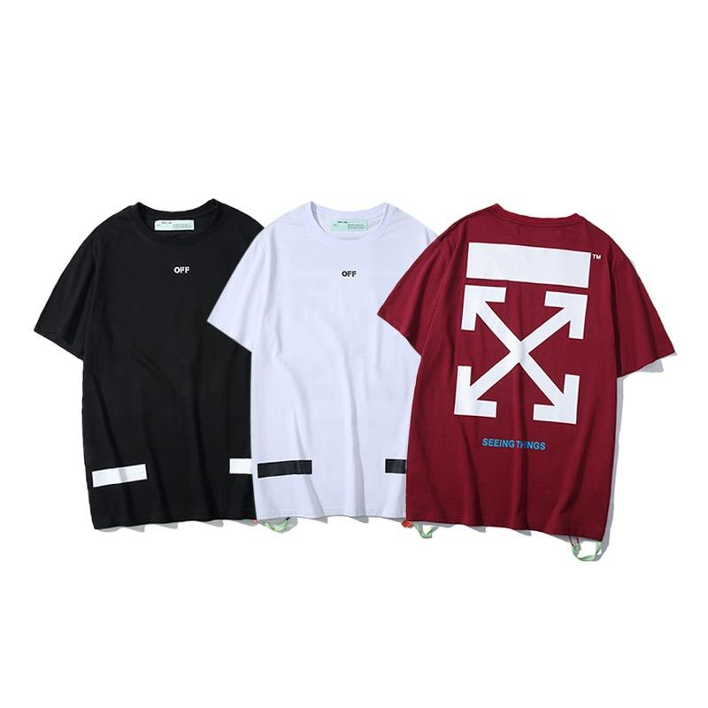 2020 nueva camiseta de manga corta de la moda de la camisa de los hombres impresos de los hombres de moda artística camiseta de la juventud de buena calidad corta de grandes marcas mangas Q17