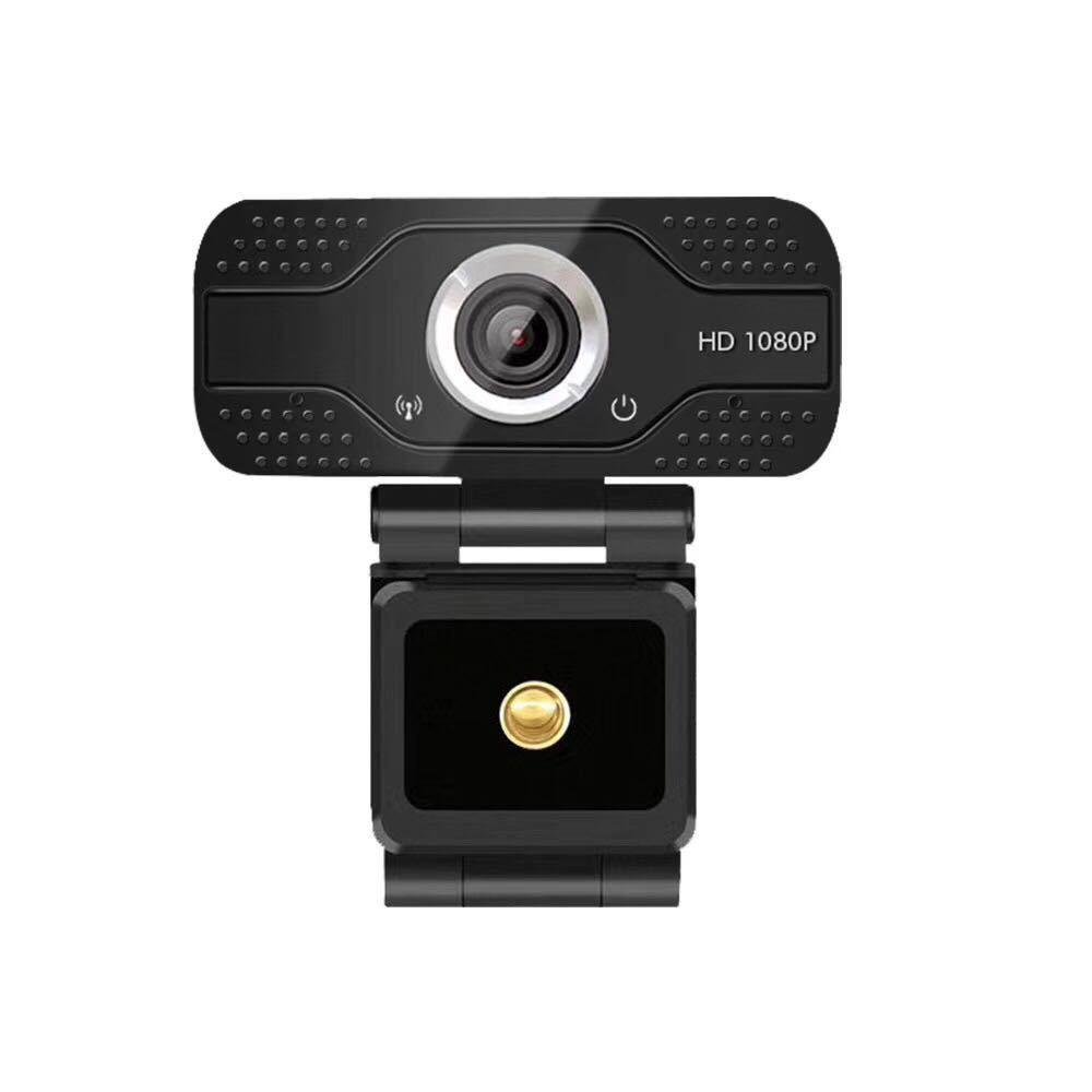 Webcam 1080p Caméra HDWeb avec microphone HD intégré 1920 x 1080p USB Plug n Play webcam Vidéo écran large