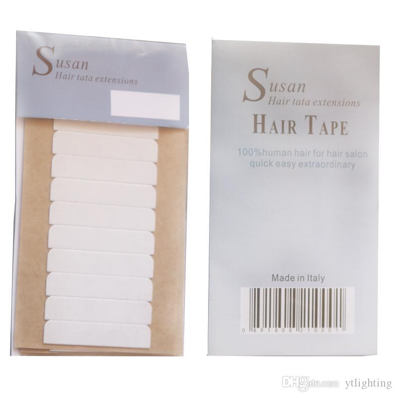 Atacado de alta qualidade de alta qualidade Susan Itália forte extensão do cabelo fita / fita de cabelo /