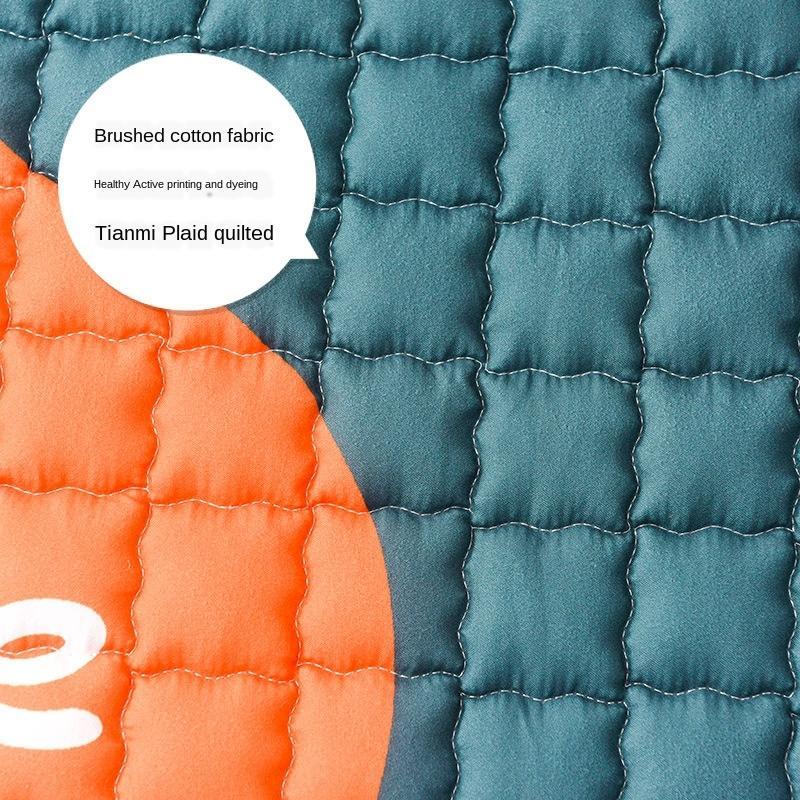 Bpo1M ins Ins Nordic bonito dos desenhos animados de algodão engrossado lavável desenho animado Nordic infantil bonito engrossado clim Cotton Four Seasons mat infantil