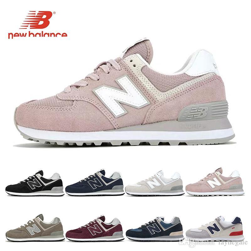 new balance 36 rosa