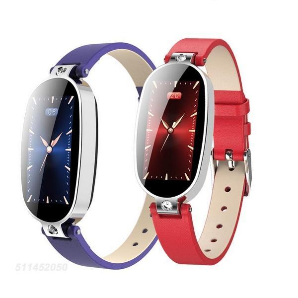 B79 inteligente Banda Pulseira inteligente medição da pressão e pulso Tela Saúde pulseira colorida relógio inteligente Mulheres de Fitness Rastreador