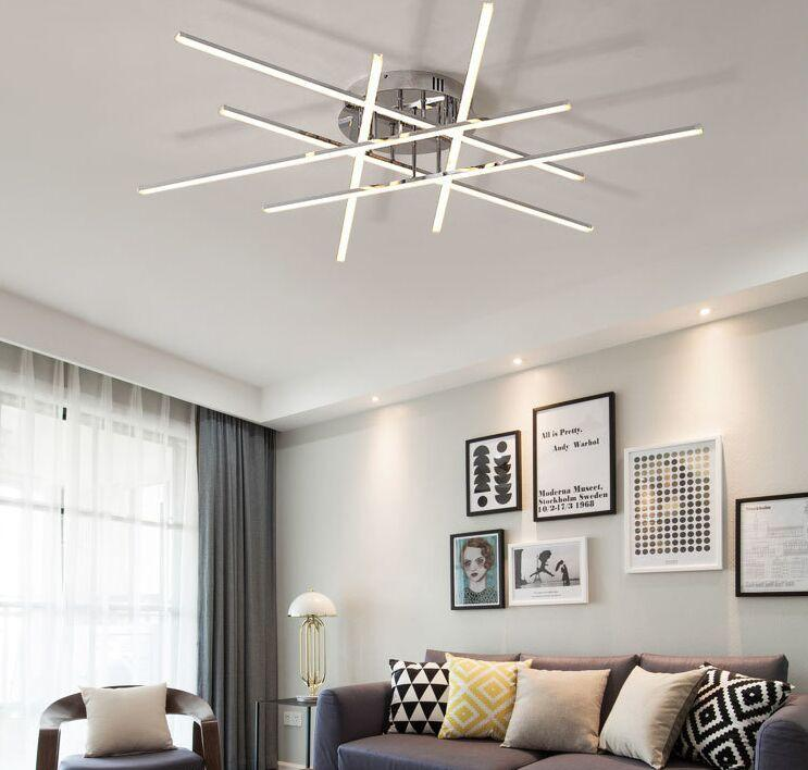 2021 Modern Led Ceiling Lights For Living Room Kitchen Ceiling Lamp With Remote Control Flush Mount Ceiling Light Circular Lamp Myy From Meilibaode2008 160 86 Dhgate Com