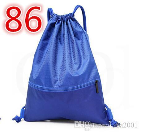 2019 nouvelle bourse Effacer Stade Sac approuvé sac de stockage de maillots de football professionnels accessoires Easy ventilateur jerseyASfd0001086
