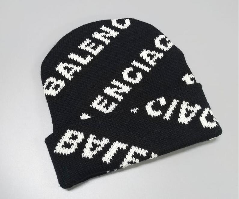 Vente chaude nouvelle mode classique de haute qualité Fhat styles de chapeaux des hommes et des femmes tricotés garder au chaud en hiver Beanie Skull Caps6