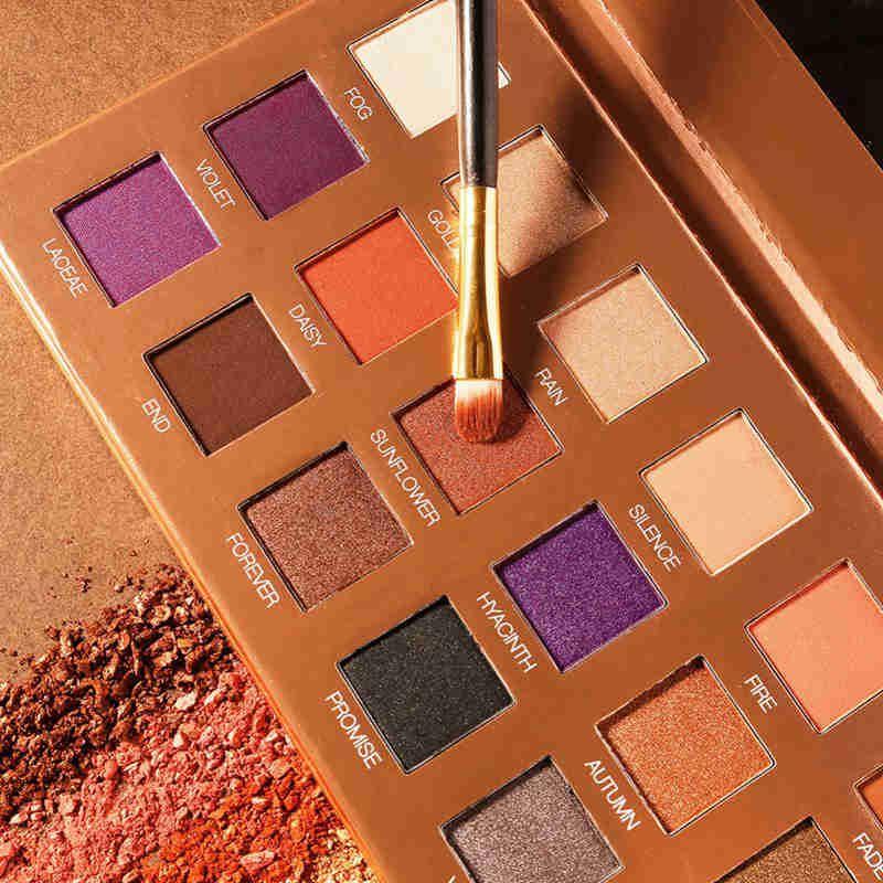 O.TWO.O Eyeshadow Palette 21 Color Matte Shimmer High Pigmented Eye Shadow Powder Makeup Long Lasting Glitter eyeshadow 20pcs/lot DHL