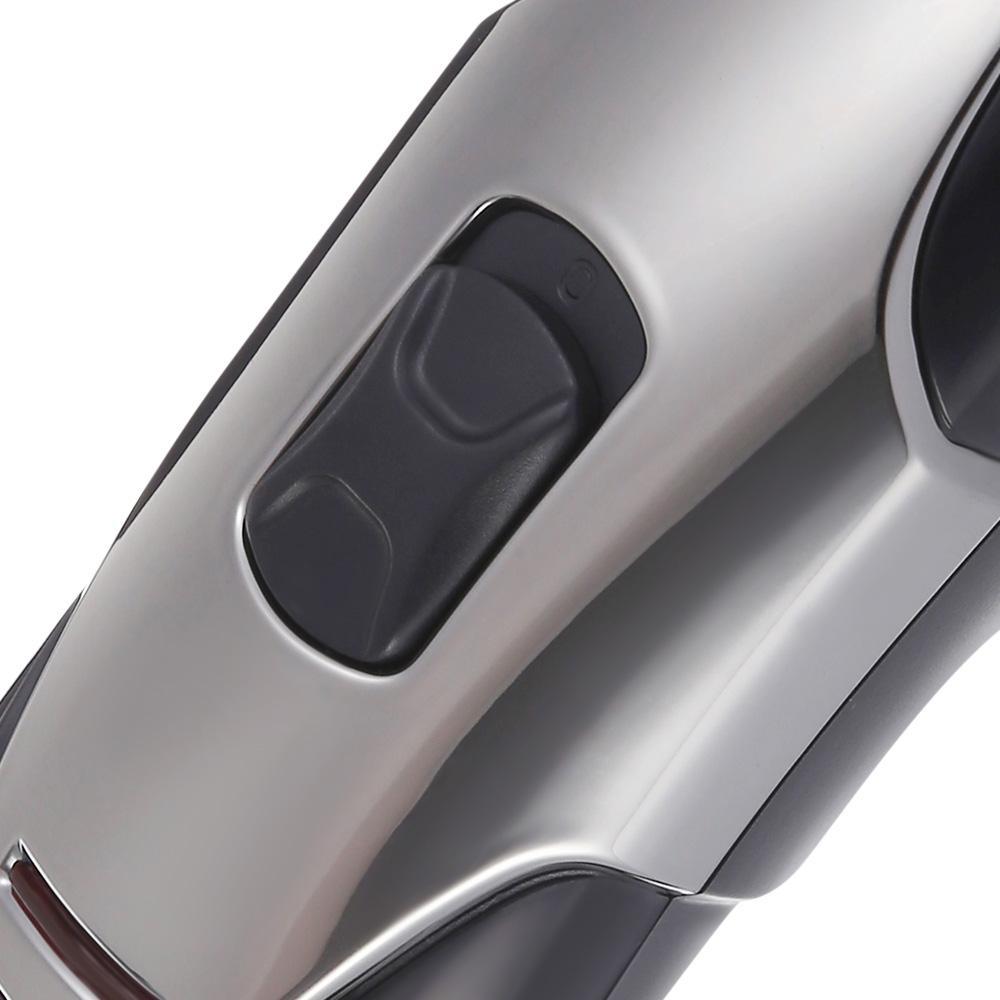 Kemei PG100 sonar recarregável profissional trimmer clipper aparador de barba YPnyg