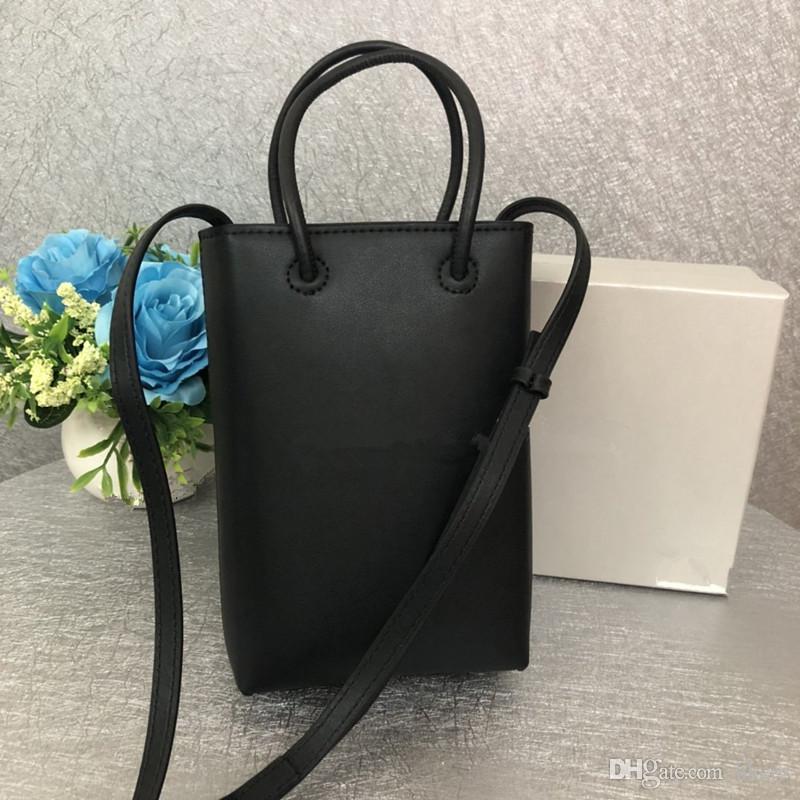 nueva marca de fábrica de la venta caliente de gran capacidad de la cuchara bolsas genuino bolsas de cubo de cuero bolsas de hombro crossbody gran capacidad de alta calidad