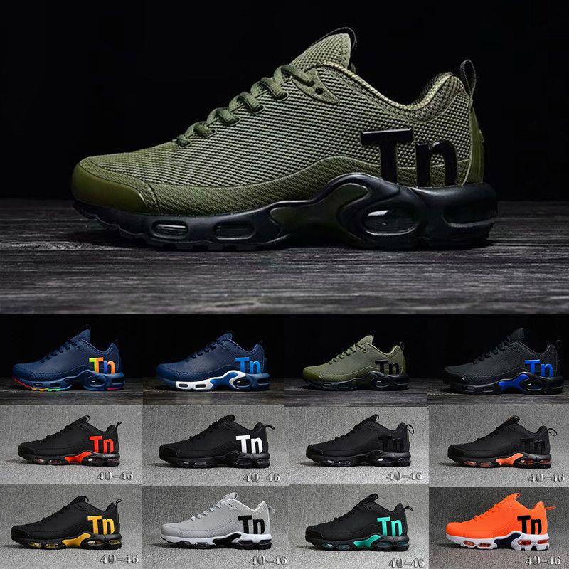 TN plus  max  2019 مصمم الزئبق tn الرجال الأحذية أزياء المرأة رياضة chaussures فام tn kpu الثلاثي s الرياضة المدربين وسادة الأحجام Eur40-47