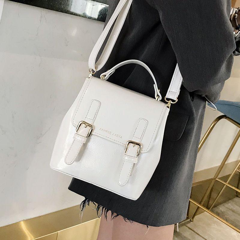 34.37Fashion mochila para mujer de alta calidad Mochila en piel juvenil para jóvenes bandolera Girls School Mujer Mochila Mochila