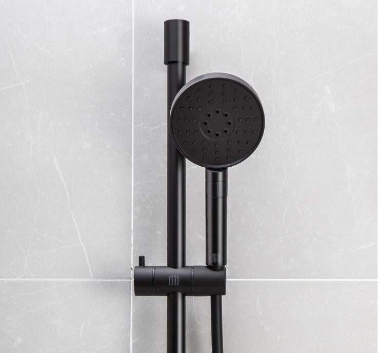 الأصل XIAOMI Youpin Diiib 3 طرق محمول دش رئيس 360 درجة 120MM 53 حفرة للمياه مع PVC ماتيل تدليك قوي دش 3018585C3