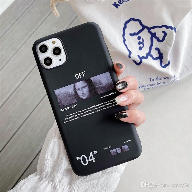 design di lusso Custodia morbida per Iphone X 11 Pro Max Xs Xr 8 7 6 6s Inoltre silicone della copertura del telefono 11 pro caso Max Cartoon Fundas Classic Capa