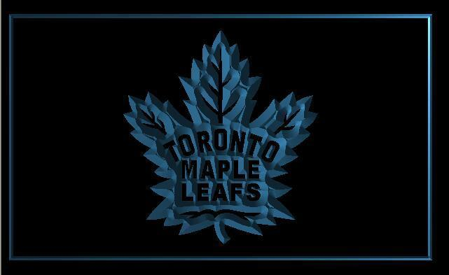 171-B -Toronto -Akçaağaç -Leafs -Neon -Light-işareti