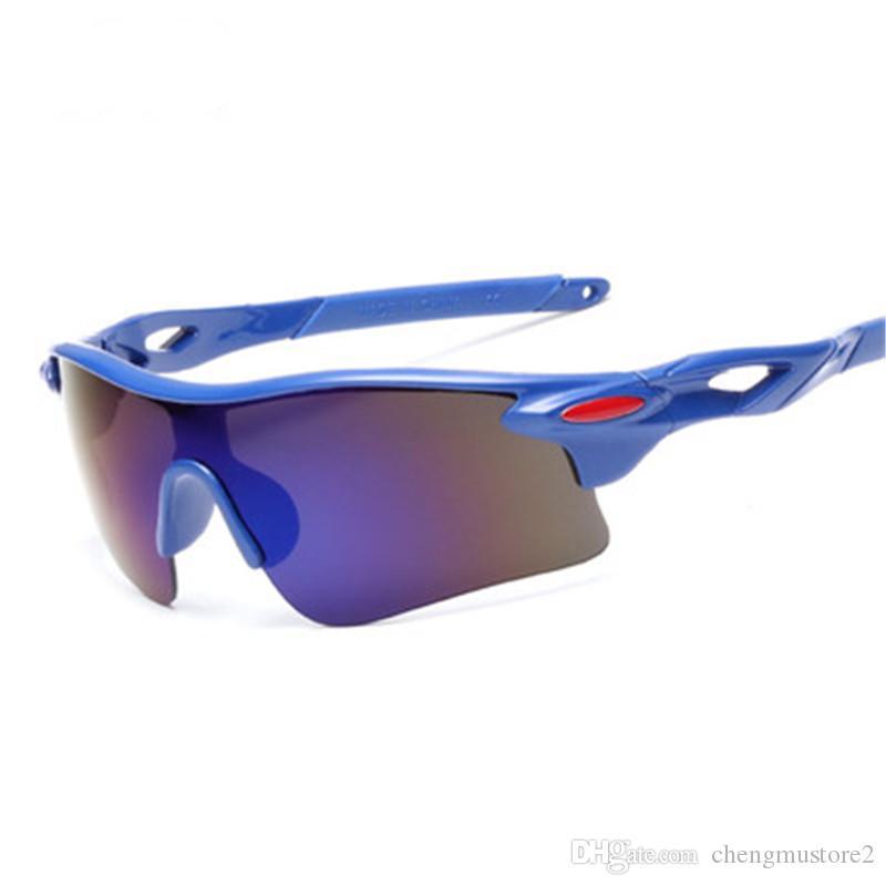les hommes et les femmes de mode en plein air lunettes de soleil antidéflagrants lunettes vélo sport en plein air lunettes vélo VTT VTT Motorcyc