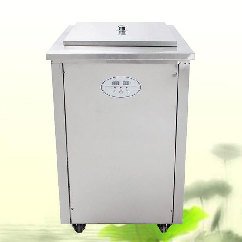 Popsicle máquina comercial de crema máquina de hacer hielo italiano hecho a mano de paleta de fruta que hace la máquina de paleta en venta