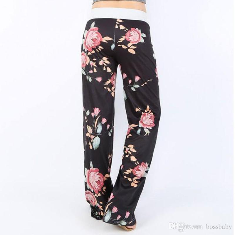 be50460647a5a ... Maternity Pants Pregnant Women Trousers Mid-Rise Straight Pants Strap  Elastic Band Waist Loose Camouflage ...