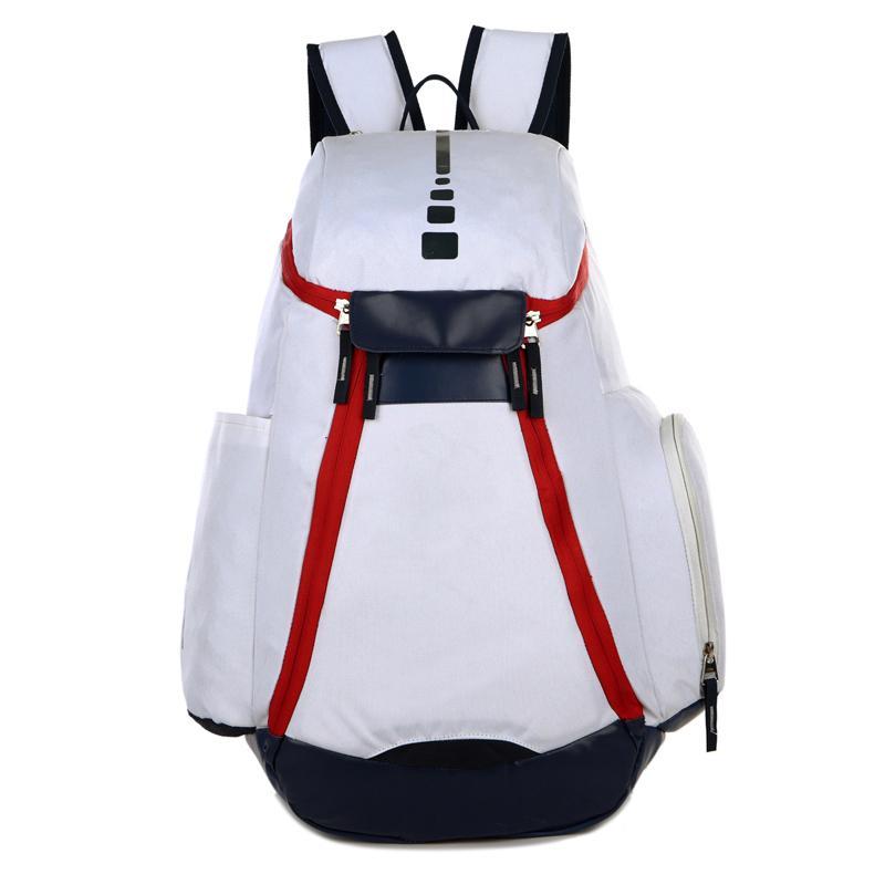 Designer-2019 Marca New Mens Basketball Mochila Homens Mulheres de alta qualidade esporte ao ar livre sacos mochila grande mochilas escolares Designer