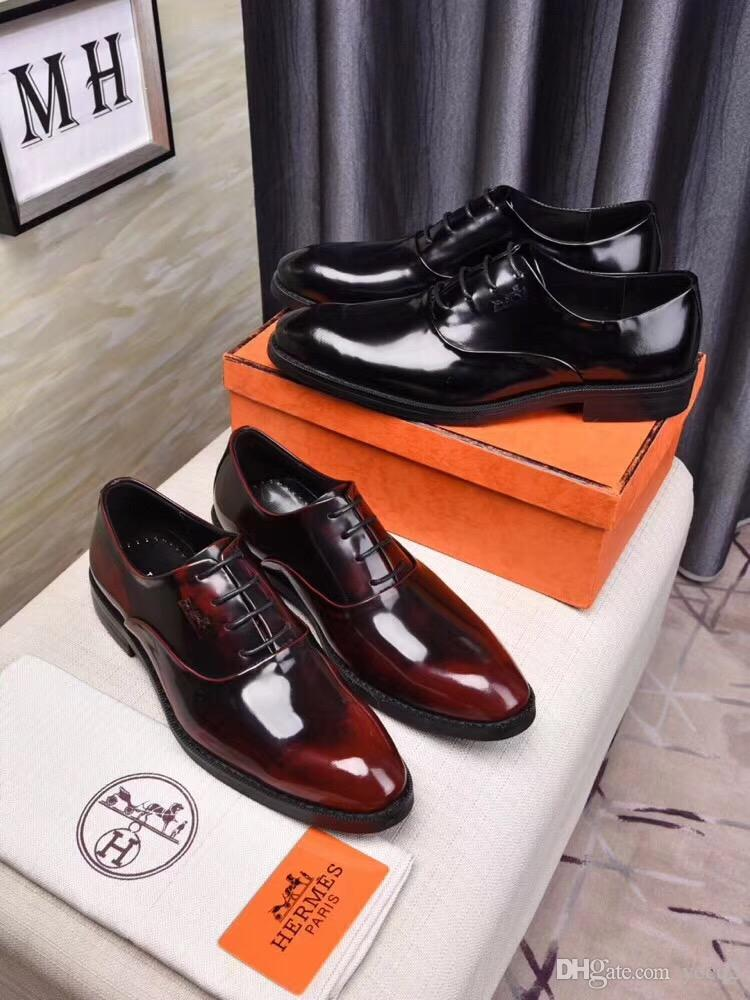 Top Luxurious Hot Sell Mens Leather