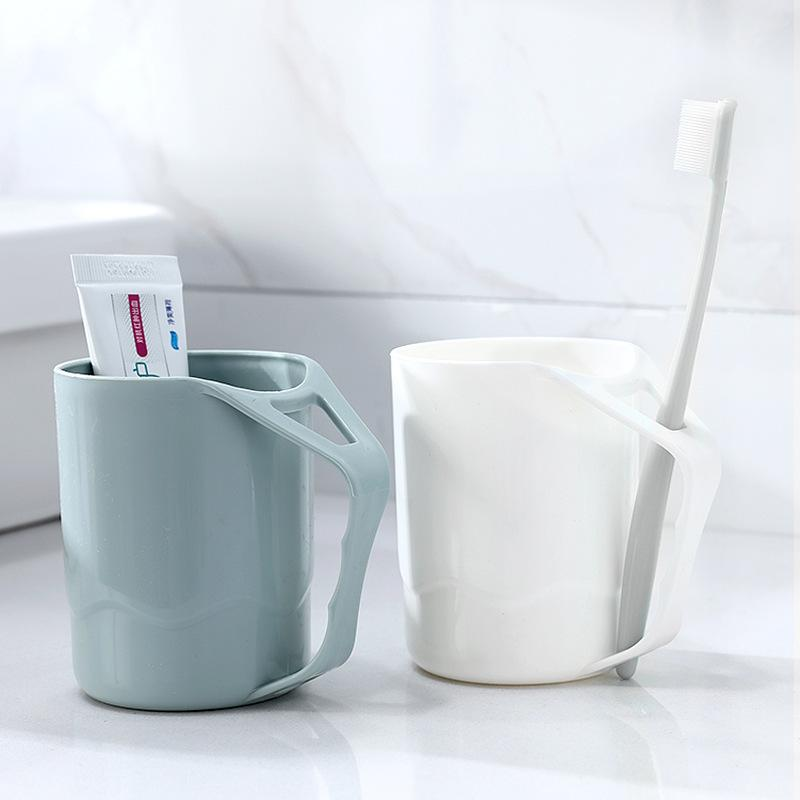 2322 Originalità Difesa Scala Gargle Cup Corea Toilette Tazza Tazza Per Bocca-risciacquo o Tooth-cleaning Brush One 's Teeth Glass Lovers