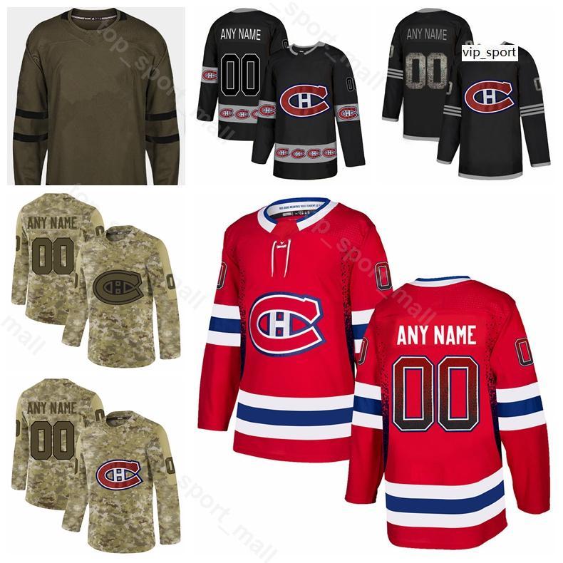 Hombre Juventud Mujer Montreal Canadiens Jonathan Drouin Jersey Hockey Max Domi Tomas Tártaro Alex Galchenyuk Jeff Petry Artturi Lehkonen