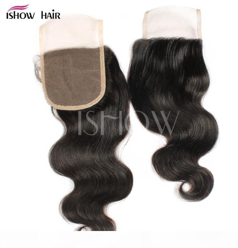 HOT SALE 9A Brazilian Body Wave Human Hair Bundles With Closure Lace Closure With Bundles Cheap Brazilian Hair Weave FZP197