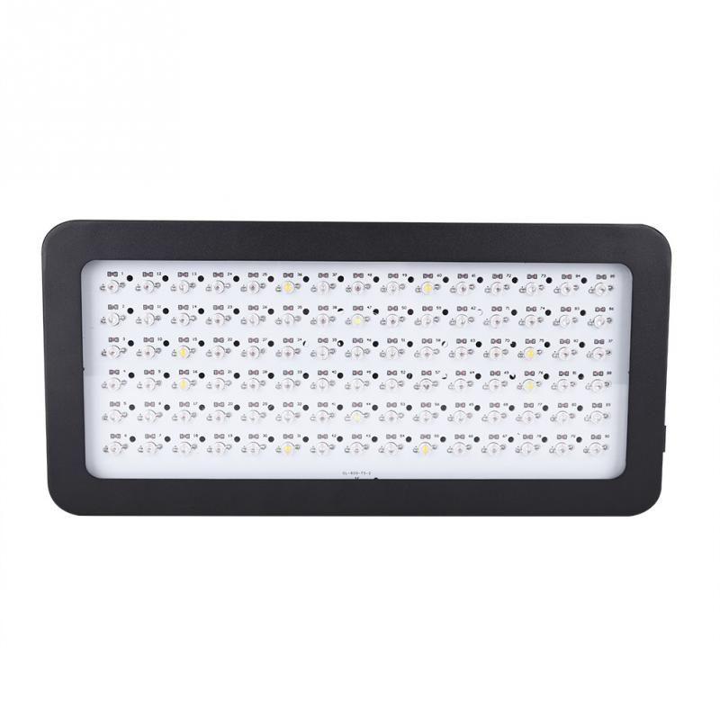 AC 100-240V 900W LED는 온실 실내 식물을위한 가벼운 가득 차있는 스펙트럼 램프를 성장시킨다 Veg Flower 50-60Hz 미국 / EU / UK는 (선택)