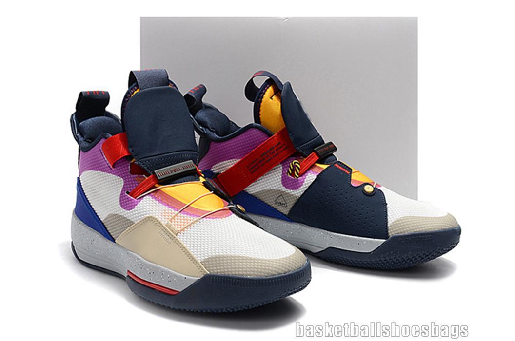 Designer Shoes banda Joe 33 Super una qualità scarpe da basket per le scarpe di tutti i giorni gli uomini di sport della scarpa da tennis originali Uomini Sport Sneaker