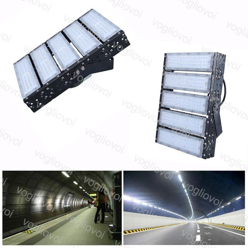 Туннельные огни 250 Вт SMD3030 300LED TOLLORS модуль модуль FIN тепловыделения водонепроницаемый IP65 прохладный белый для шоссе проекта