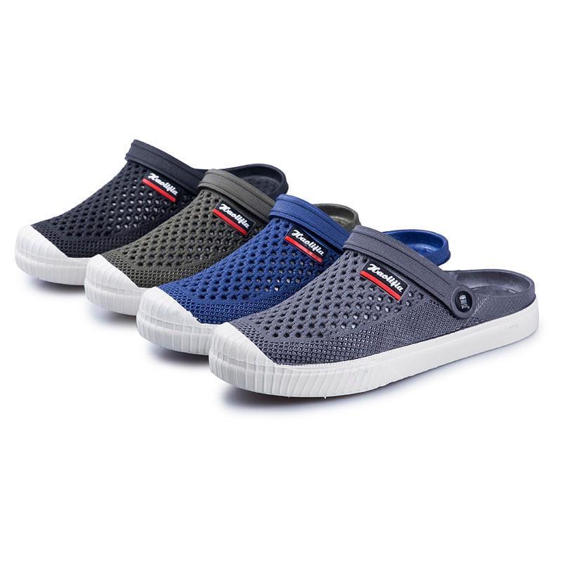 2019 Brand Men Clogs Croc Shoes Men
