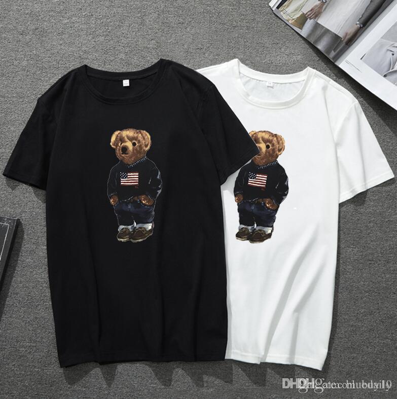 Moda cerveja impressão mens designer t-shirts de manga curta verão t camisas para homens maré o pescoço homens t camisas