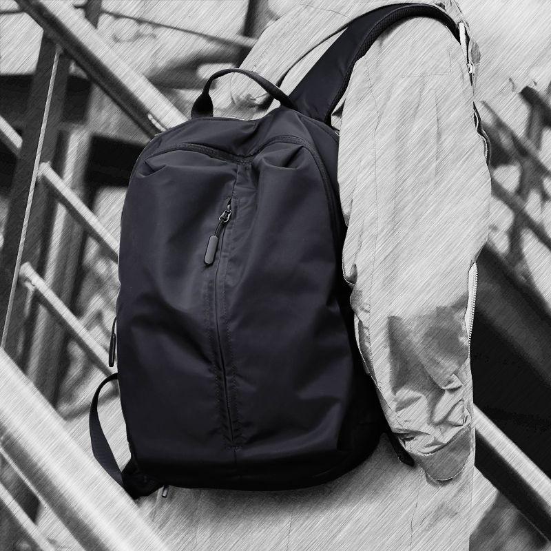 Genç Erkekler Koleji Seyahat Sırt Çantası Erkek Mochilas M808MX190905 İçin Yeni Geliş USB Şarj Laptop Sırt Çantası 15.6 inç Erkekler Okul Çantaları