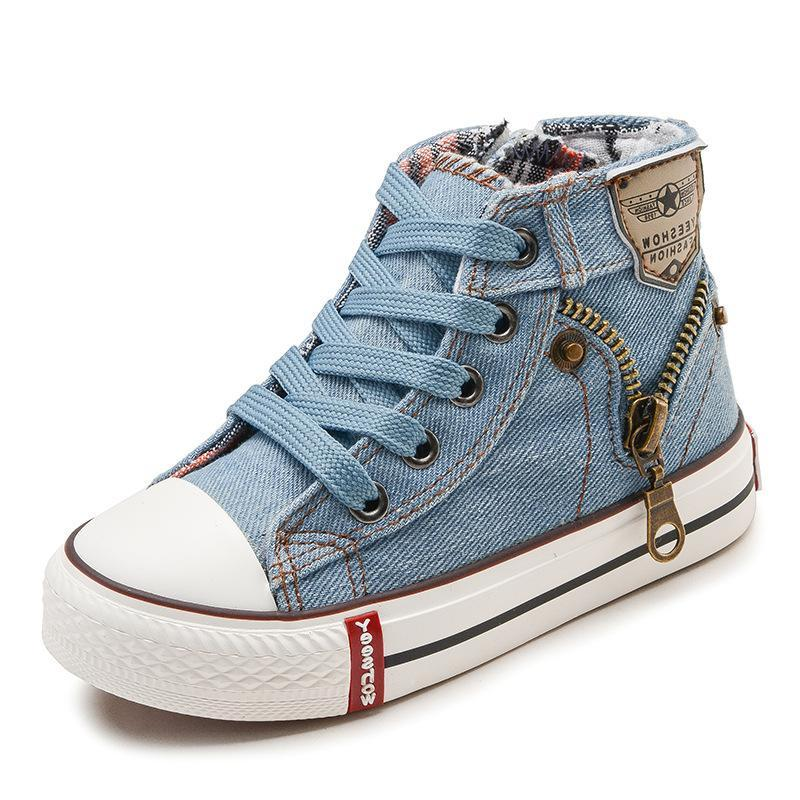 Quality Canvas Shoes Baby Boys