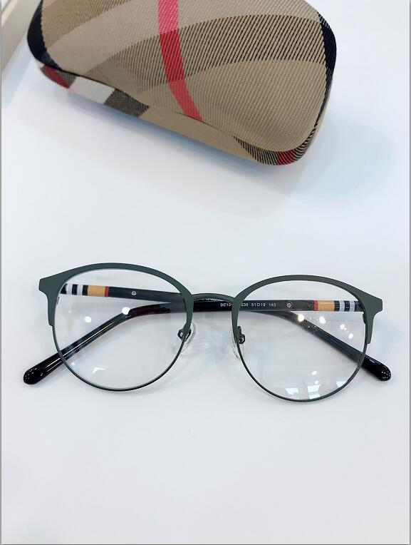 BE1318 Brillengestell klare Linse Herren- und Damenbrille Myopiebrillen Retro oculos de grau Herren- und Damenbrillen Myopiebrillengestelle 0235