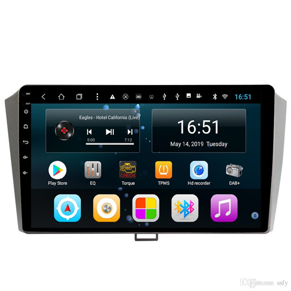 Android car player with radio AM FM precise GPS navigation Resolution HD 1024 * 600 front camera fast delivery for JAC J5 2010-2013 9inch
