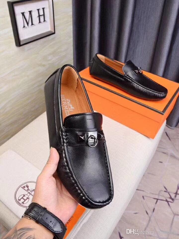 19ss New Durable Mens Lace Loafers Swims Casual Beach Shoes Breathable Driving Shoes For Men Penny Loafers Mesh Comfortable Shoes Mens Dress Boots Men